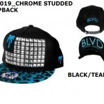WHOLESALE BLVD SUPPLY SOUL JA BOY CHROME CHEETAH HATS