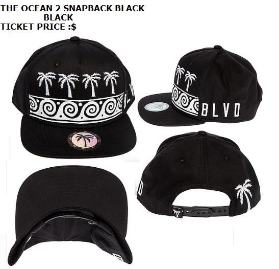41709e3d971 WHOLESALE BLVD SUPPLY SOULJA BOY SNAPBACK HATS OCEAN2 - Seven Wholesale