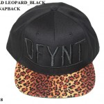 WHOLESALE-DFYNT-SNAPBACK-HATS-OLD-LEOPARD-BLACK