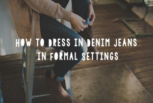 fjeans in formal setting (2)