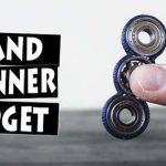 HAND FIDGET SPINNERS